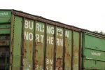 Classic Burlington Northen Boxcar