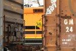 SLR 3007 moves at a brisk pace on SLR mainline