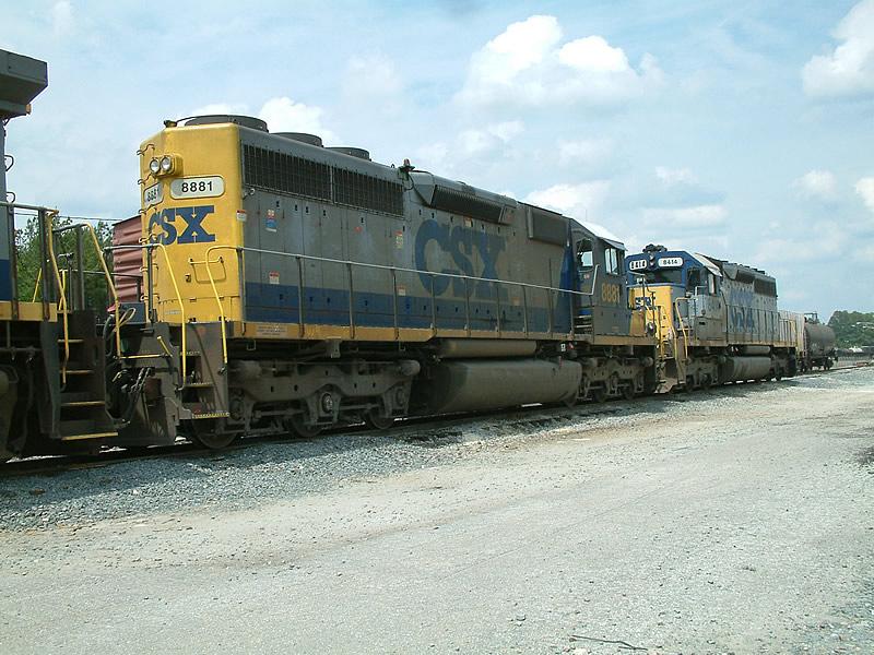 SD40-2s
