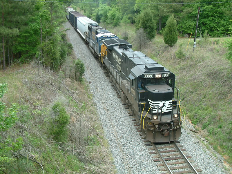 I think this is 676, sporting NS power
