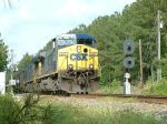 SB Coal train passes APP signal