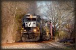 NS SD60 6620 leads 337
