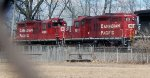CP #8211 And CP #8208