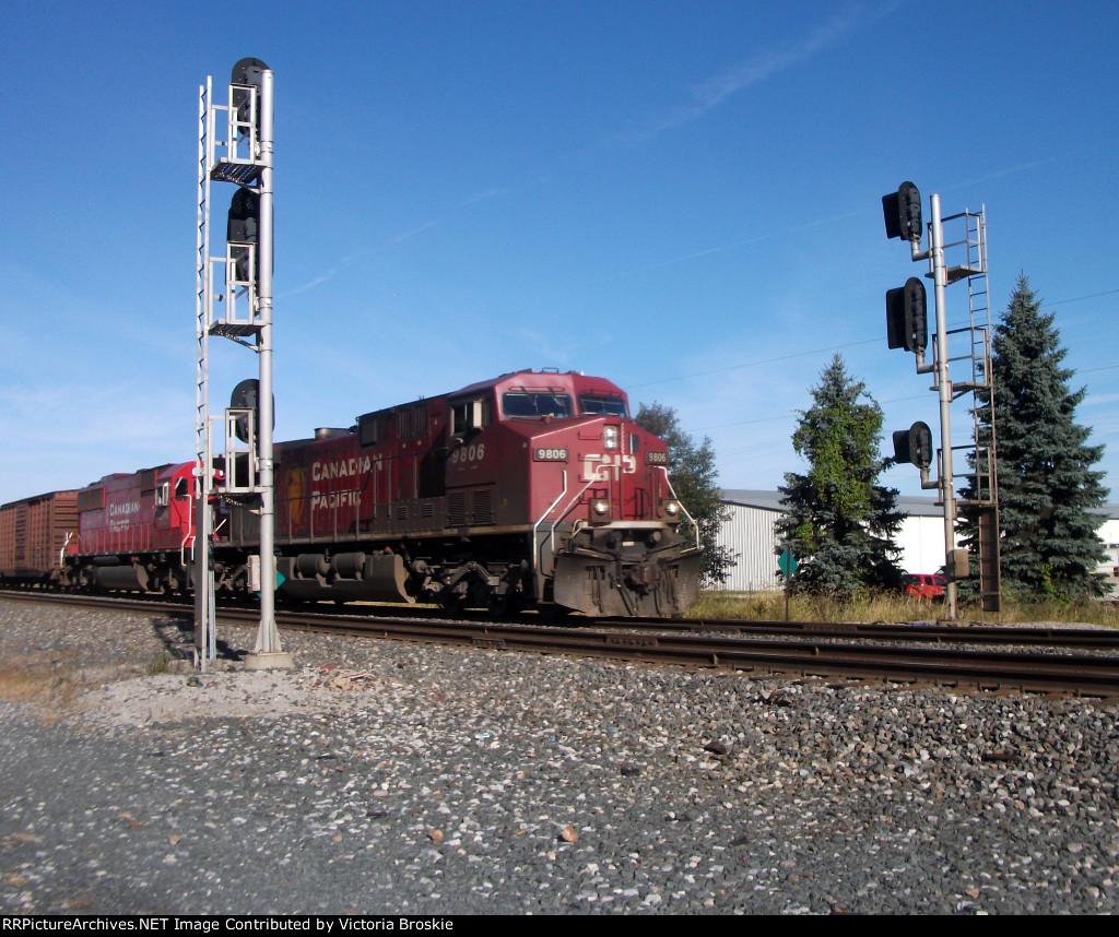 CP #9806