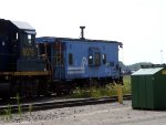 An Old Conrail Caboose