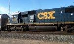 CSX #8562
