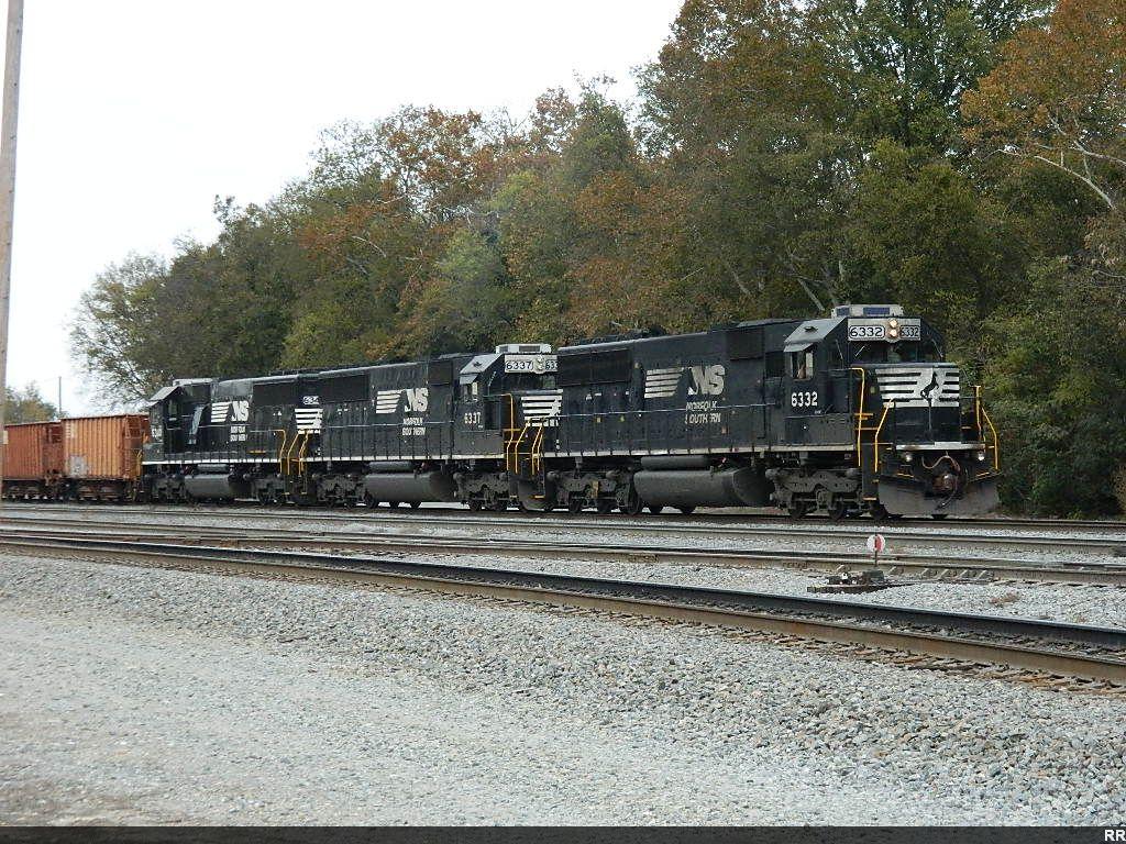 NS 6332 (SD40E) NS 6337 (SD40E) NS 6340 (SD40E)