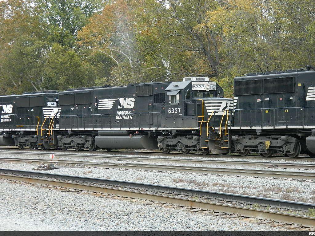 NS 6337 (SD40E)