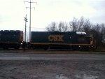 CSX #2238