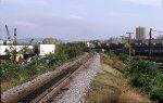 CR Newark Branch local on MAIN LINE