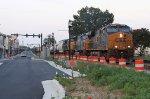 SB freight