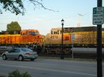 BNSF 6754 and BNSF 4579
