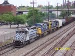 CSX southbound downtown B'ham