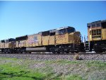 UP SD70M 4886