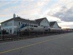 Amtrak 698 at Brunswick Station