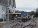 Amtrak 9 at Brunswick