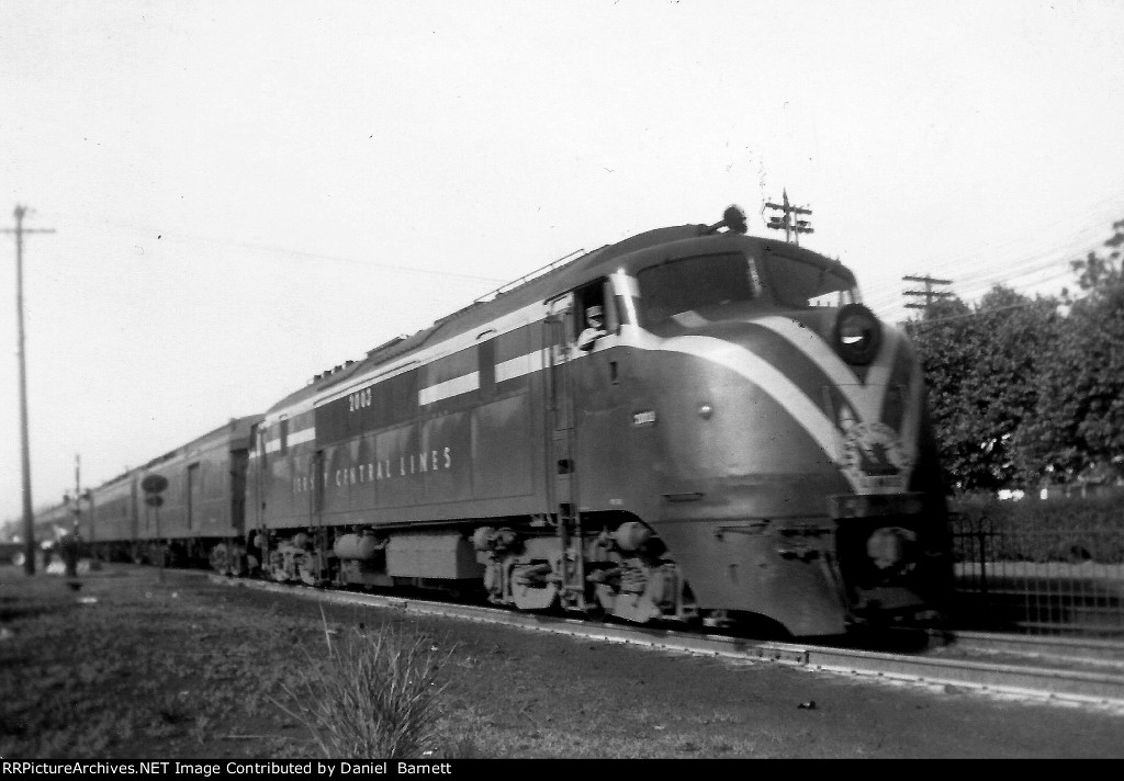 Central Railroad of New Jersey 2003