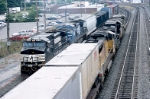 NS 11A/EB Intermodal