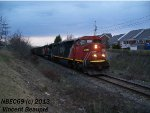 CN 2442 on the 402 East