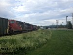 CN 2159 on the 402 East