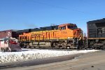 BNSF 6765 on the 306 East