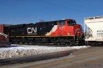 CN 2257, DPU of the 306 East