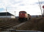 CN 5676 on the 403 West
