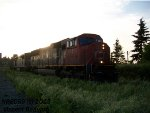 CN 5655 on the 402 East