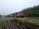 CN 5774 Leading the 473 West