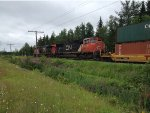 CN 5758 on the 474 East