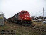 CN 5433 on the 403 West