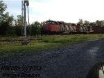 CN 4803 on the 578 East