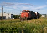 CN 9468 on the 559 West