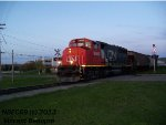 CN 9566 on the 559 West
