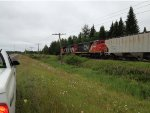 CN 4795 on the 578 East