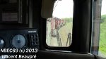 (In Cab) CN 7000 on the 308 Eastbound