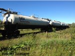 GATX Ultramar Tankers on the CN 305 West