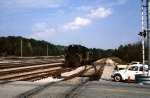 TVA 14 pulls hoppers to Norfolk Southern