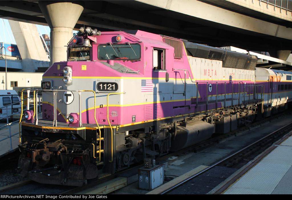 MBTA 1121