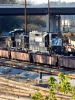 NS 2329 (MP15DC)  NS 3229 (SD40-2)