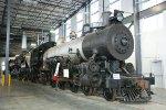 Oregon Rail Heritage steam engines
