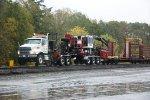 Herzog rail unloader
