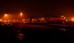 Late night in the yard