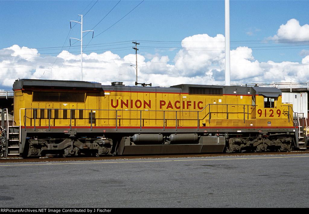 UP 9129