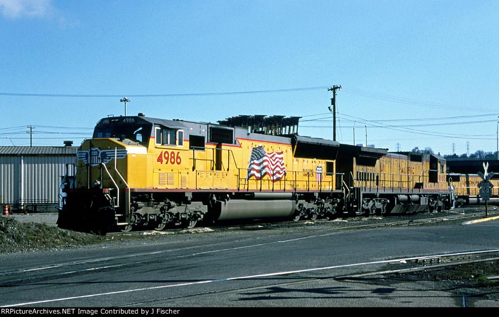 UP 4986