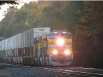 NS train #203 (Intermodal) (Rutherford, PA - Atlanta, GA)
