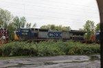 CSXT 7836 on CSX Q620