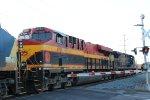 KCSM 4761 on CSX X620