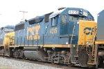 CSXT 4316 on CSX Q621-01
