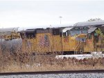UP SD70M 4892